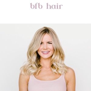 BRAND NEW Barefoot Blonde 14 inch Fill Ins.